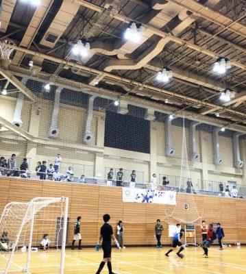 8/16日(金)第2回 千代田区企業対抗フットサル大会「あるまっぷ杯」開催!