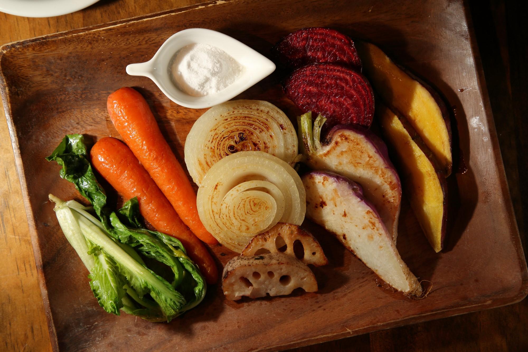 無農薬・自然農法にこだわった安心レストラン「元気になるカフェ サンズ」