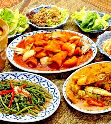 タイレストラン メナムのほとり 神保町本店【テイクアウト・デリバリー・Uber eats・menu】