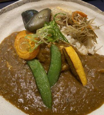 京風カレー おこしやす【テイクアウト・Uber eats】