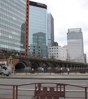 ぴよ蔵の新人研修~萬世橋(まんせいばし)今昔~