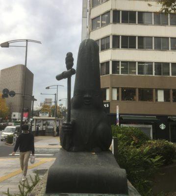 ぴよ蔵の新人研修~街中のタイムカプセル~